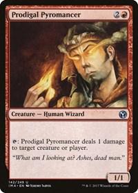 Prodigal Pyromancer, Magic: The Gathering, Iconic Masters