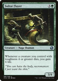 Sultai Flayer, Magic: The Gathering, Iconic Masters