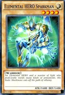 Elemental Hero Bubbleman x3 SDHS-EN012 3 Cards Mint HERO STRIKE Unlimited