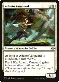 Adanto Vanguard, Magic, Ixalan