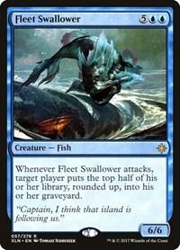 Fleet Swallower, Magic: The Gathering, Ixalan