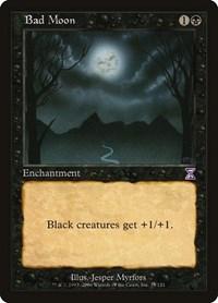 Bad Moon, Magic: The Gathering, Timeshifted