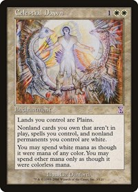 Celestial Dawn, Magic: The Gathering, Timeshifted