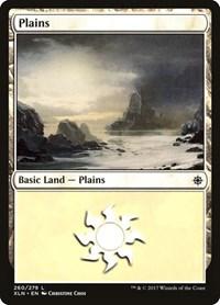 Plains (260), Magic, Ixalan
