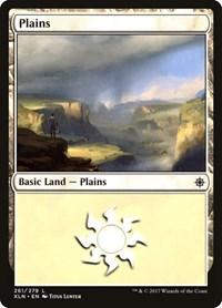 Plains (261), Magic, Ixalan