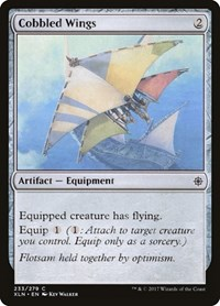 Cobbled Wings, Magic: The Gathering, Ixalan