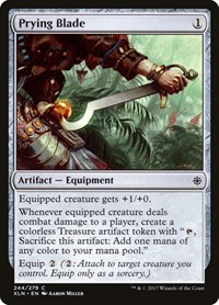 Prying Blade, Magic: The Gathering, Ixalan