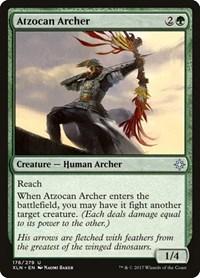 Atzocan Archer, Magic: The Gathering, Ixalan