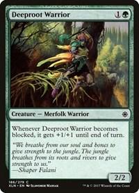 Deeproot Warrior, Magic: The Gathering, Ixalan