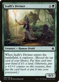 Ixalli's Diviner, Magic, Ixalan