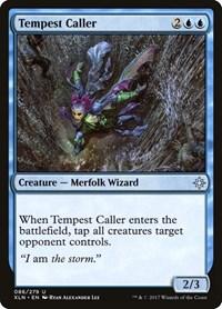 Tempest Caller, Magic: The Gathering, Ixalan