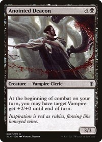 Anointed Deacon, Magic: The Gathering, Ixalan