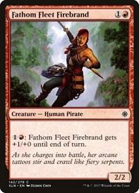 Fathom Fleet Firebrand, Magic: The Gathering, Ixalan