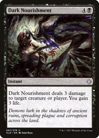 Dark Nourishment, Magic: The Gathering, Ixalan