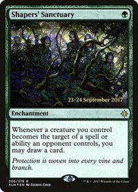 Shapers' Sanctuary, Magic: The Gathering, Prerelease Cards