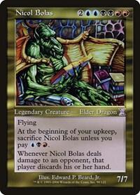 Nicol Bolas, Magic: The Gathering, Timeshifted