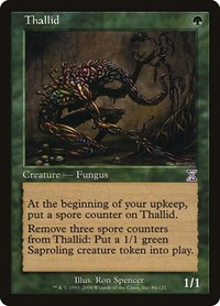 Thallid, Magic: The Gathering, Timeshifted