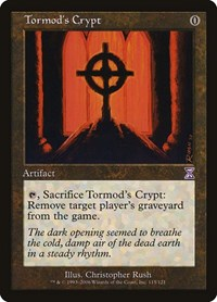 Tormod's Crypt, Magic: The Gathering, Timeshifted