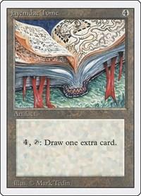 Jayemdae Tome, Magic, Revised Edition