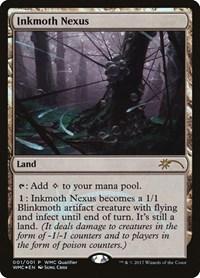 Inkmoth Nexus, Magic: The Gathering, WMCQ Promo Cards