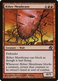 Aether Membrane, Magic: The Gathering, Planar Chaos