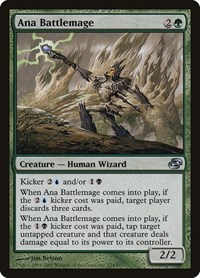 Ana Battlemage, Magic: The Gathering, Planar Chaos