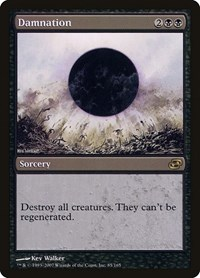 Damnation, Magic: The Gathering, Planar Chaos