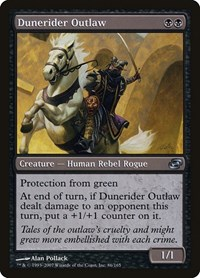 Dunerider Outlaw, Magic: The Gathering, Planar Chaos