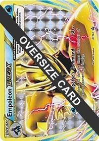 Empoleon BREAK - XY134 (XY Black Star Promos), Pokemon, Jumbo Cards