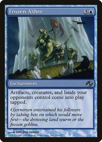 Frozen Aether, Magic: The Gathering, Planar Chaos