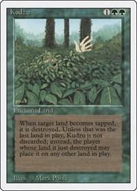 Kudzu, Magic: The Gathering, Revised Edition