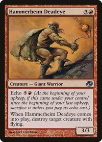 Hammerheim Deadeye, Magic: The Gathering, Planar Chaos