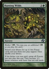 Hunting Wilds, Magic: The Gathering, Planar Chaos