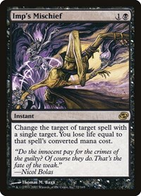 Imp's Mischief, Magic: The Gathering, Planar Chaos