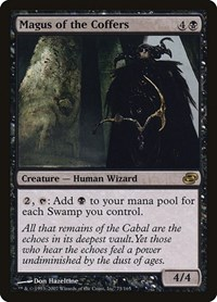 Magus of the Coffers (Foil)