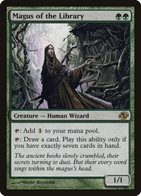 Magus of the Library, Magic: The Gathering, Planar Chaos