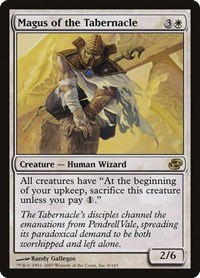 Magus of the Tabernacle, Magic, Planar Chaos