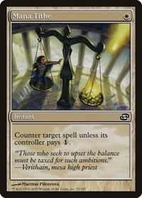 Mana Tithe, Magic, Planar Chaos