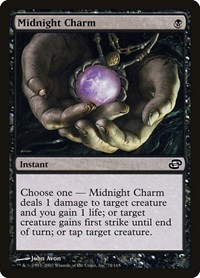 Midnight Charm, Magic, Planar Chaos