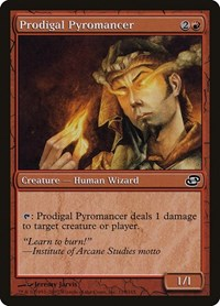 Prodigal Pyromancer, Magic: The Gathering, Planar Chaos
