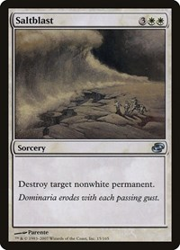 Saltblast, Magic: The Gathering, Planar Chaos