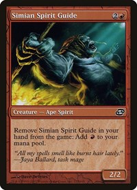 Simian Spirit Guide, Magic: The Gathering, Planar Chaos