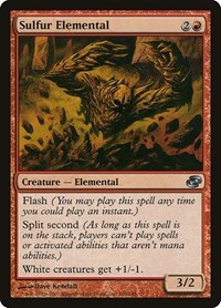 Sulfur Elemental, Magic: The Gathering, Planar Chaos