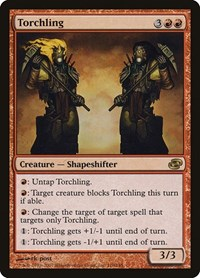 Torchling, Magic: The Gathering, Planar Chaos