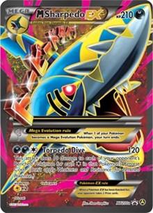 M Sharpedo EX - XY200a, Pokemon, Alternate Art Promos