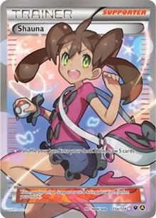 Shauna, Pokemon, Alternate Art Promos