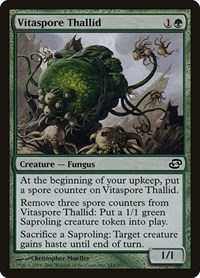 Vitaspore Thallid, Magic: The Gathering, Planar Chaos