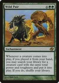 Wild Pair, Magic: The Gathering, Planar Chaos