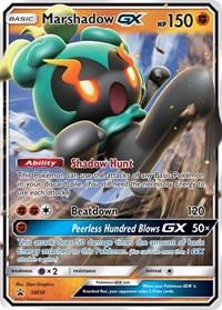 Marshadow GX - SM59, Pokemon, SM Promos