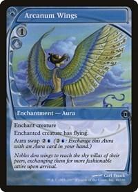 Arcanum Wings, Magic, Future Sight